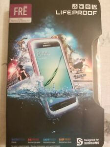 NEW Unopened Authentic Lifeproof FRE Case for Samsung S7