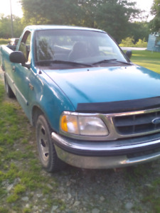F-150 Ford Truck