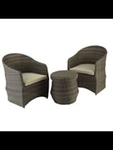 Bistro set from Canadian Tire