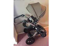 Stokke Trailz in brown WITH warranty 'offers welcome'