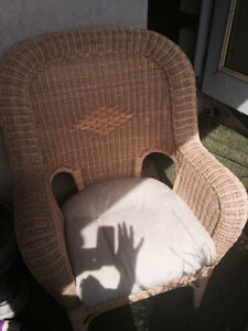 Wicker Rocker for Patio