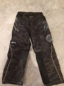 Assorted Shift Dirtbiking clothes