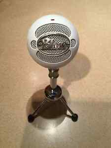 Microphone Blue Snowball