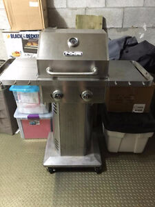 Stainless Steel BBQ- Condo or Apt Size