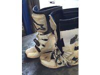 Alpinestars moto x boots