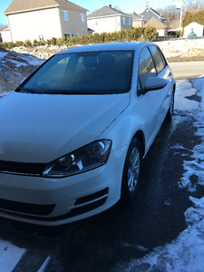 Transfert de location ****** 2015 Volkswagen Golf
