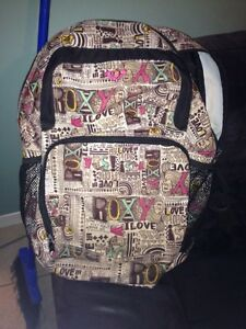 Roxy book bag
