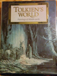 Tolkien's World - Paintings of middle Earth