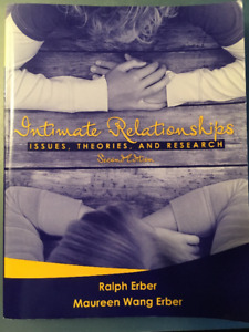 Intimate relationships: issues, theories, and research 2nd ed