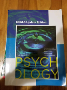 The world of psychology 7th canadian edition