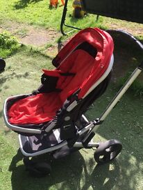 Pushchair 3in1 mothercare