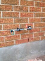 Furnace, air conditioning, water heaters, gas lines