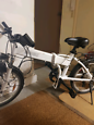 Battery powered bike