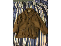 Orvis hunting coat jacket beating beater XL shooting free post