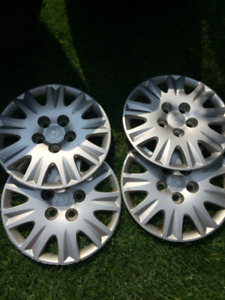 2007 Honda Civic Rims, Tires and Hubcaps