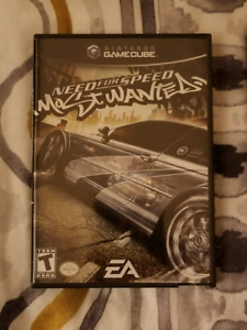 Need for Speed Most Wanted - Gamecube