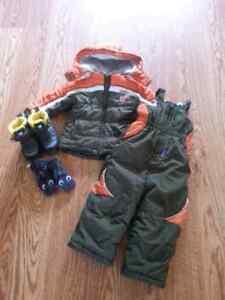 Boys snow gear
