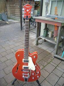 Aria FA-80 Pro II Hollowbody Guitar