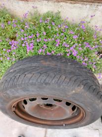 Tyres x 3