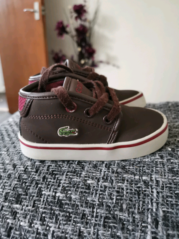 buy popular dd8c7 fd19c Infant Nike and lacoste and Adidas superstar trainers | in Peterlee, County  Durham | Gumtree