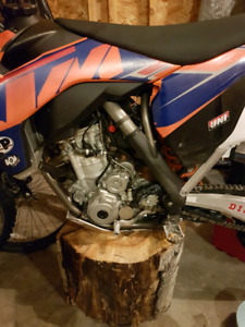 2013 KTM 250 SX-F Dirtbike