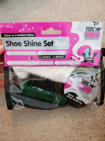 FREE Shoe shine set