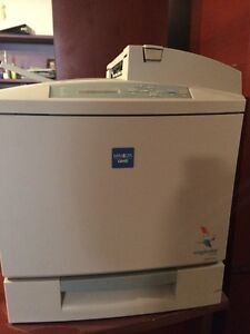 Minolta QMS Lazer Printer MINT