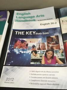 English 12 grade books