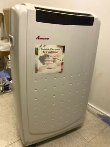 Portable Electronic Air Conditioner Armana 12,000 BTU with remot