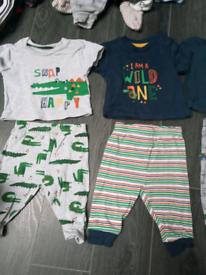 Pyjamas bundle baby boy 0-3 Months