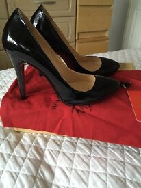 CHRISTIAN LOUBOUTIN Pigalle 120 shoes