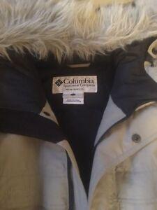 Like New Men's Columbia Winter Jacket Stratford Kitchener Area image 3