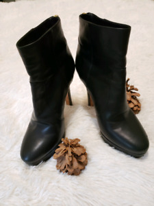 Authentic Jimmy Choo & Fendi Ankle Boots