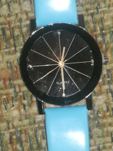 Geneva and quartz wrist watch brand new $40 each or both for $60