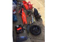 Gilera Runner 125 2Stroke 2001 Breaking Got All Parts