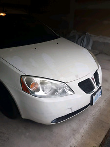 2008 Pontiac G6  - needs some work
