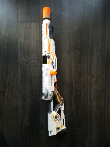 Nerf Whiteout Longstrike Partial for Sale