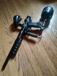 WTS Pump Paintball Package