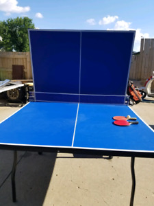 Ping pong table REDUCED