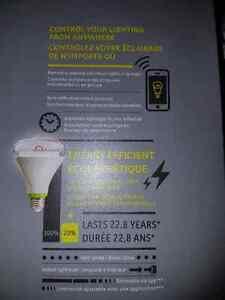 GE WiFi Link Pot light bulb 65w Soft White Wink Hue Windsor Region Ontario image 5