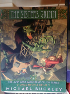 Sisters Grimm 9 book set