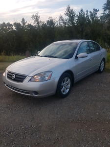 2002 Nissan Altima Fully Loaded