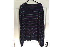 Various men's clothes mainly XL - Lyle & Scott, Lacoste, Henri Lloyd, loads more