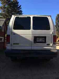 2007 Ford E150 Fourgonnette, fourgon West Island Greater Montréal image 4