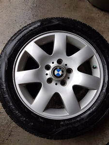 """4 BMW OEM Mags - Very good condition - 16"""""""