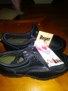 Royer Work Shoes