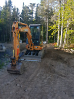 Excavation and Demolition in HRM NO FLOAT FEE