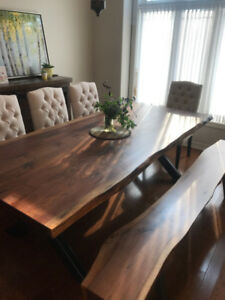 Live Edge tables for sale