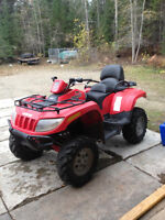 Artic Cat 2 seater - located in Kootenays NOT Quesnel!