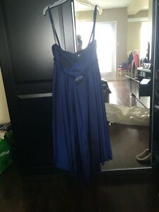 Grad/bridesmaid dress